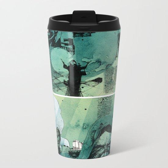 Mexico Metal Travel Mug