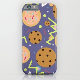 Kookie Purple iPhone Case