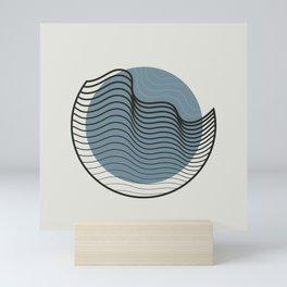 Leftout Fears Mini Art Print