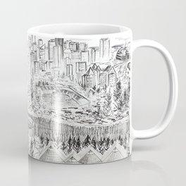 YEG Skyline Coffee Mug