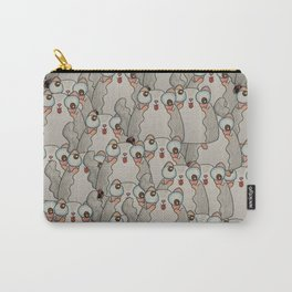 Funny Face Ezo Momonga Carry-All Pouch