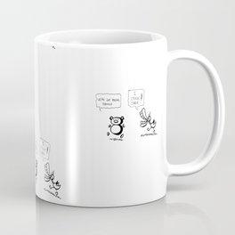 El Panda & Duck Amuck Parade Coffee Mug