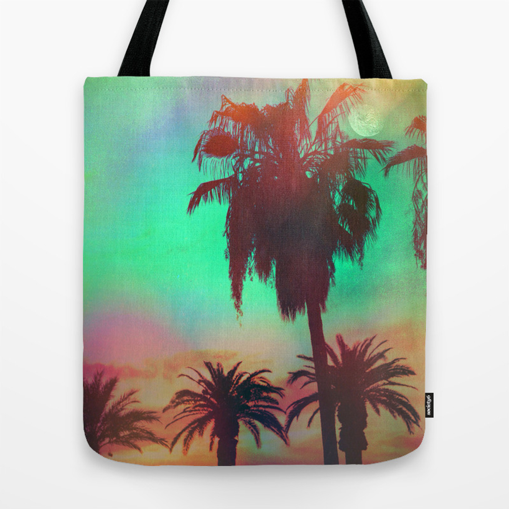 Green Paradise Tote Purse by Danielmontero (TBG9947861) photo