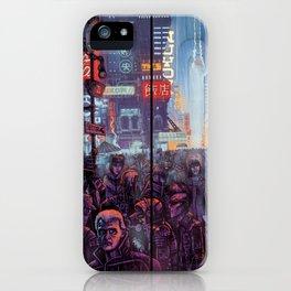 Blade Runner iPhone Case