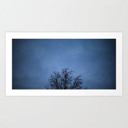 skytree Art Print