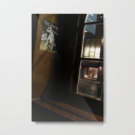 NYC-Judge Metal Print