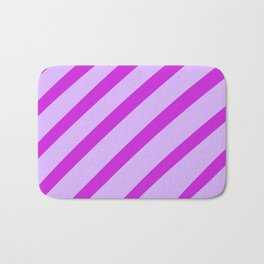 Royal Stripes Bath Mat