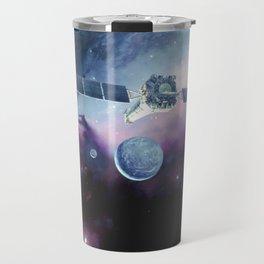 734. Chandra Spacecraft in Orbit Artist Concept Travel Mug