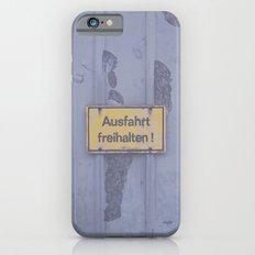 Ausfahrt iPhone 6s Slim Case