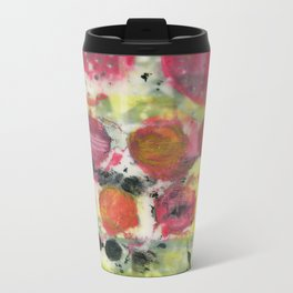 Spots Metal Travel Mug