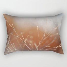 Nature Sparkles Rectangular Pillow