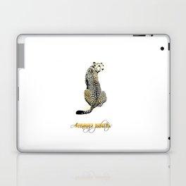 acinonyx jubatus Laptop & iPad Skin