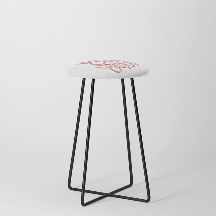 Let Your JOY Soar! Counter Stool