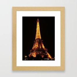 Eiffel Tower2 Framed Art Print