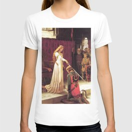 Knight of Excalibur T-shirt