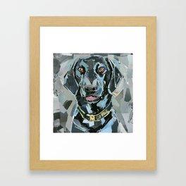 Hurley Framed Art Print
