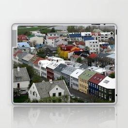 Reykjavik, Sweet. Laptop & iPad Skin