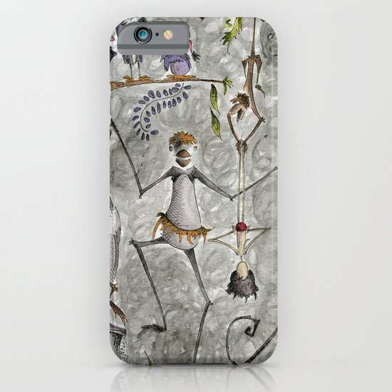 I wanna be like you iPhone & iPod Case