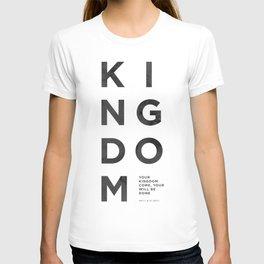Kingdom Come - Wash T-shirt