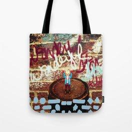 Headless Revolutionary No. 6 Tote Bag