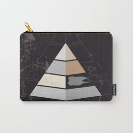 Pyramid symbol Carry-All Pouch