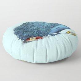 Sonic Floor Pillow
