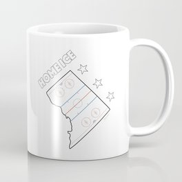 DC Home Ice Coffee Mug