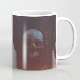 Protosequence Crimson Coffee Mug