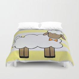 Little Sheep II Duvet Cover