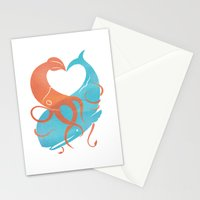 Hug It Out Stationery Cards