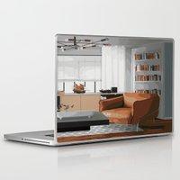 read Laptop & iPad Skins featuring Read by JuniqueStudio