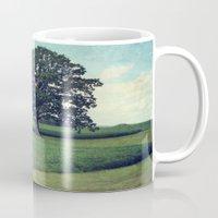 strong Mugs featuring Strong by KunstFabrik_StaticMovement Manu Jobst