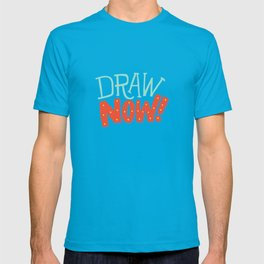 DRAW NOW T-shirt