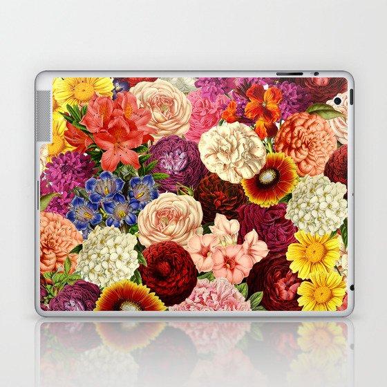 Spring Explosion Laptop & iPad Skin