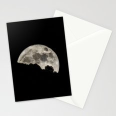 Super Moon sunrise through the trees. 14-11-2016 Stationery Cards
