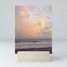 Inspirational Slut Mini Art Print
