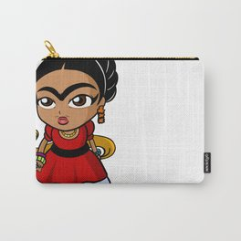 CHIBI FRIDA Carry-All Pouch