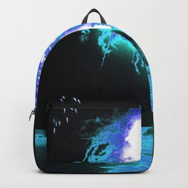 Fire over Ice Backpack