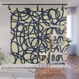 tangled Wall Mural