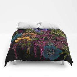 Moody Florals Comforters
