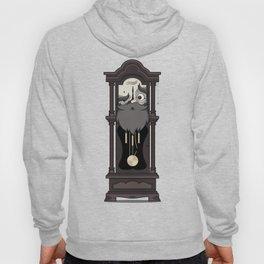 Grandfather Clock Hoody