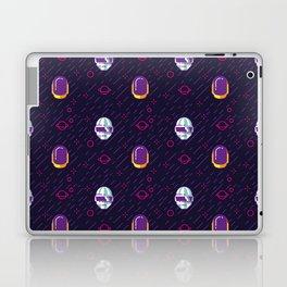 Daft Punk Pattern Laptop & iPad Skin