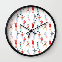 Banjo Wall Clock