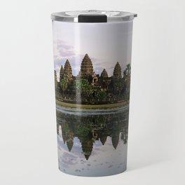 Angkor Wat Travel Mug