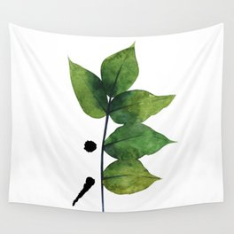 Re_growth Wall Tapestry