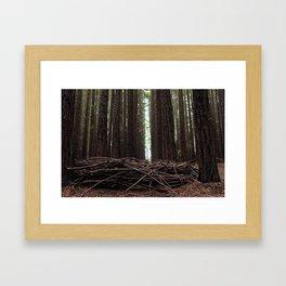 All I See Framed Art Print