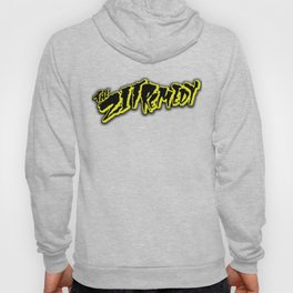 The Zit Remedy - Cramps Style Logo Hoody