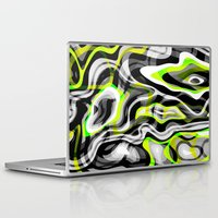 neon Laptop & iPad Skins featuring Neon by Marta Olga Klara
