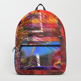 "Tragic ""F"" (A Simple Constraint Series) Backpack"