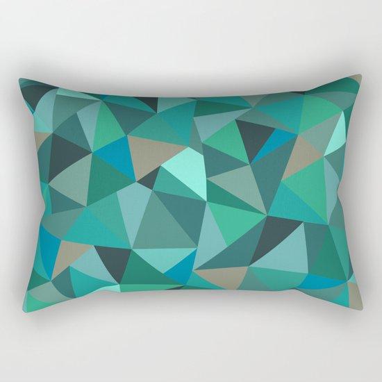 Frost Forest Rectangular Pillow